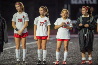 Gallery: Girls Soccer Seattle Academy @ Tenino
